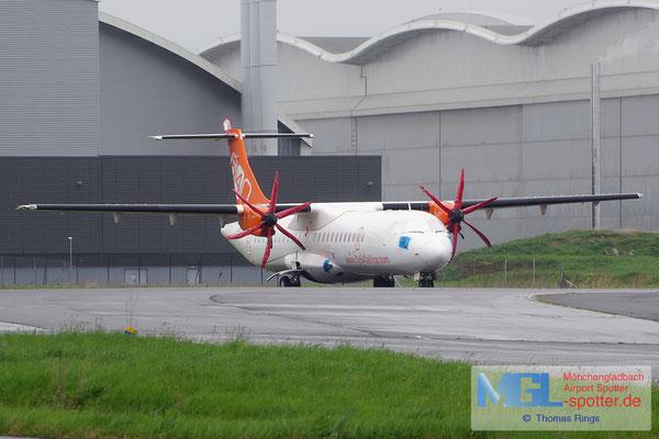 30.03.2015 9G-FLY fly540africa ATR 72-500