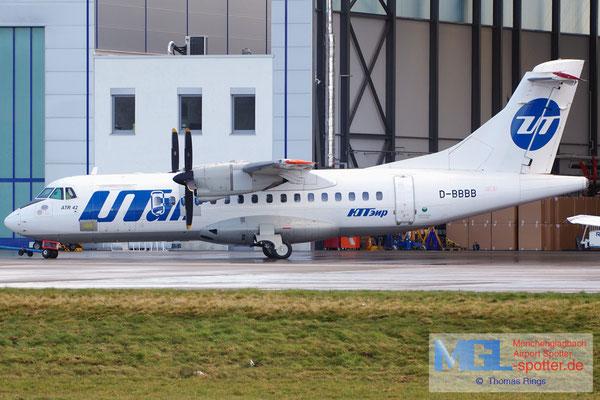 21.03.2015 D-BBBB RAS / UTair ATR 42-300 cn287