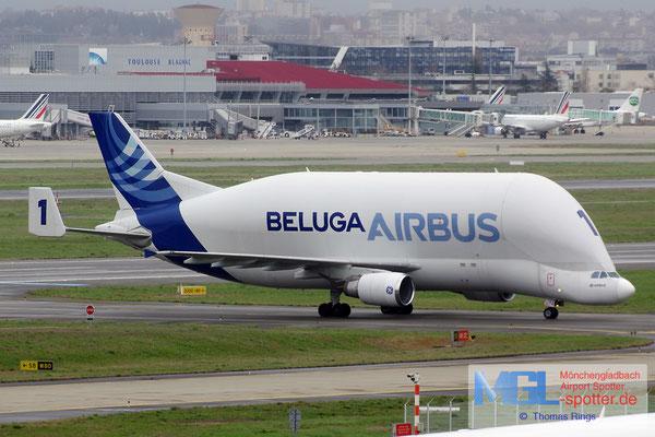 30.03.2015 F-GSTA (1) Airbus A300B4-608ST Beluga