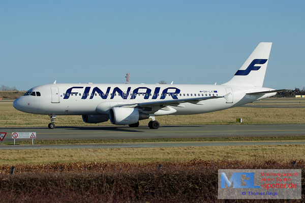 20.04.2013 OH-LXI Finnair A320-214