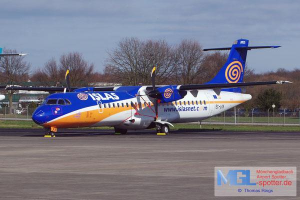 23.02.2014 EC-LKK Islas Airways ATR 72-212 cn461