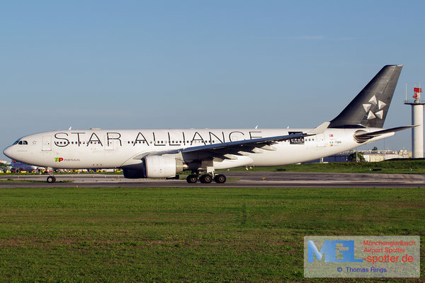 27.10.2013 CS-TOH TAP Portugal / Star Alliance A330-223