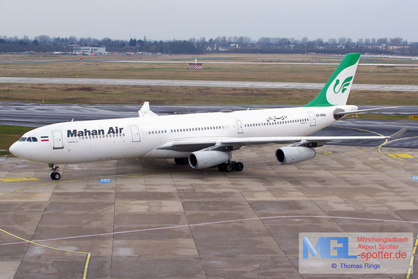 15.03.2015 EP-MMA Mahan Air A340-311