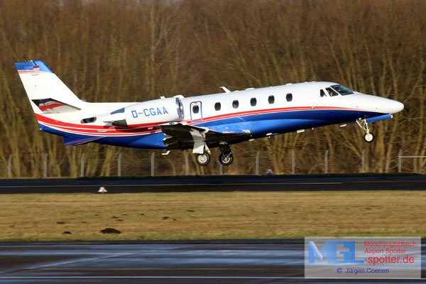 02.01.2017 D-CGAA Cessna 560XL Citation XLS+