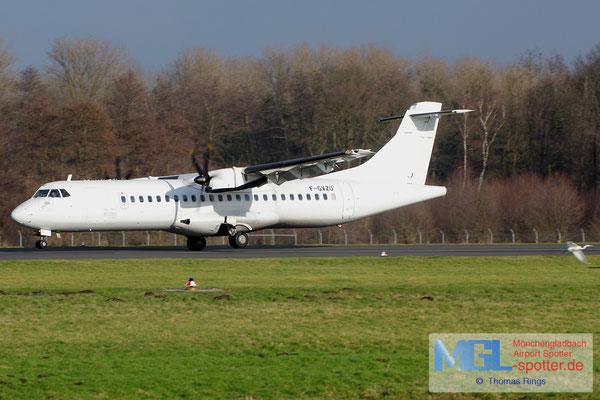 31.01.2015 F-GVZU Airlinair ATR 72-500 cn499