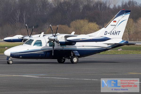 22.03.2021 D-IAHT Fly Point Mitsubishi MU-2B-26A