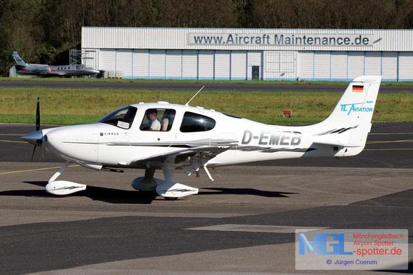 14.10.2017 D-EMEB Cirrus SR-20
