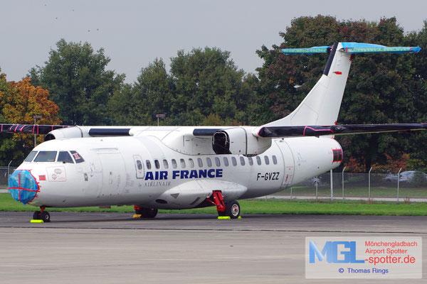 12.10.2013 F-GVZZ Airlinair / Air France ATR 42-300 cn055
