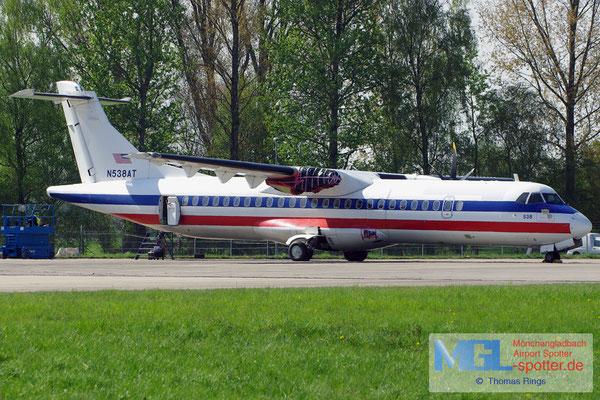 01.05.2013 N538AT (American Eagle) ATR 72-212A cn538