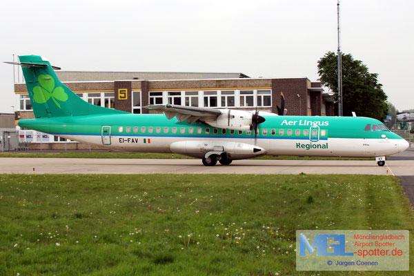 05.05.2017 EI-FAV Stobart Air / Aer Lingus Regional ATR 72-600 cn1105