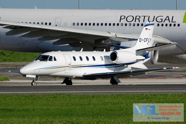 27.10.2013 D-CFLY Cessna 560XL Citation XLS+