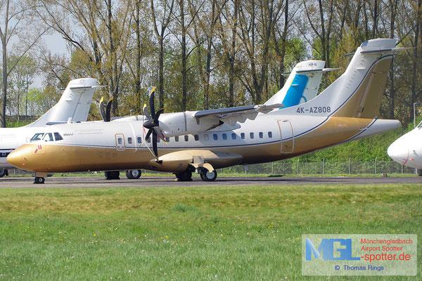 01.05.2013 4K-AZ808 Silkway Business Aviation ATR 42-500 cn673