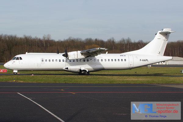08.03.2015 F-HAPL Airlinair ATR 72-500 cn654