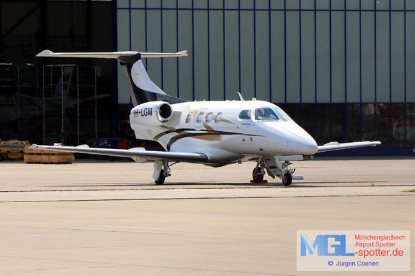 29.07.2021 9H-LGM Embraer 500 Phenom 100