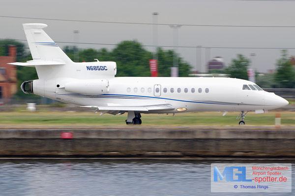 23.06.2014 N685DC Dassault Falcon 900EX