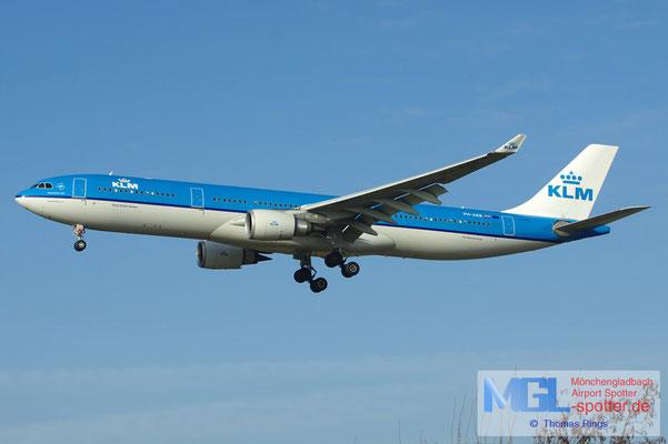 17.02.2013 PH-AKB KLM A330-303