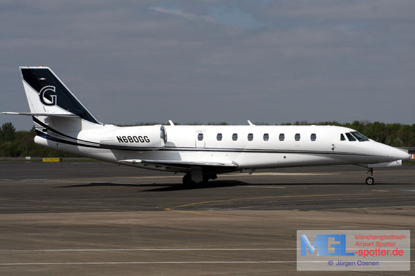 20.04.2007 N680GG Cessna 680 Citation Sovereign