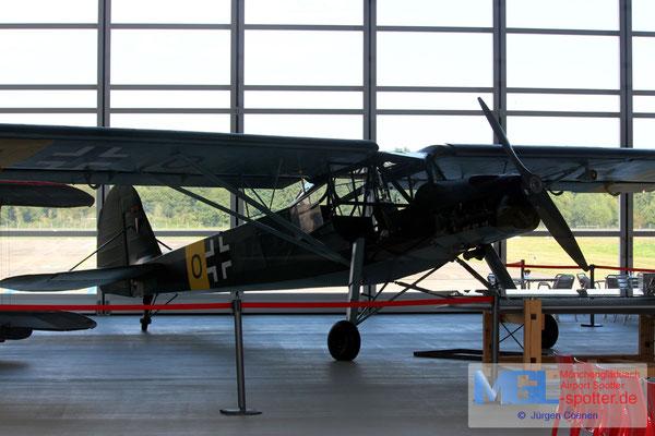 27.08.2016 D-ENOW Fieseler Storch Fi-156C-3