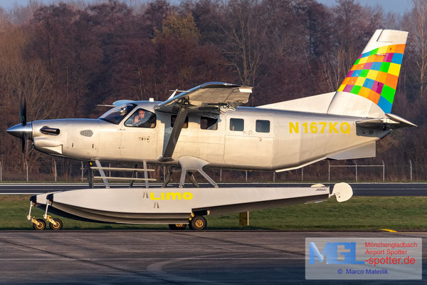09.12.2020 N167KQ Quest Aircraft Kodiak 100