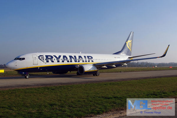 14.03.2014 EI-DPV Ryanair B737-8AS/W