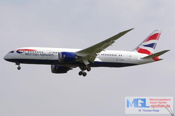19.06.2014 G-ZBJF British Airways B787-8