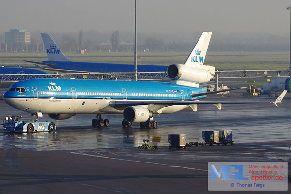 11.11.2012 PH-KCE KLM MD-11