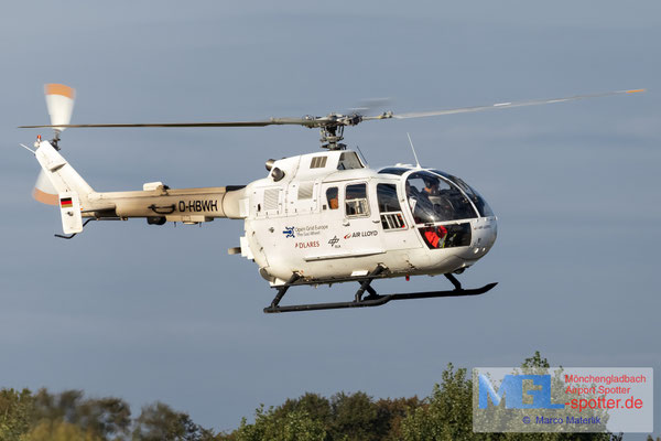 29.09.2020 D-HBWH Air Lloyd MBB Bo105CBS-5