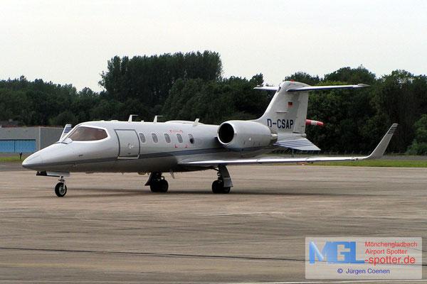 21.06-2006 D-CSAP LEARJET LJ31A