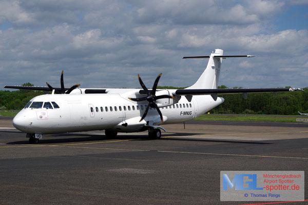 09.05.2015 F-WNUG ATR ATR 72-500 cn1037