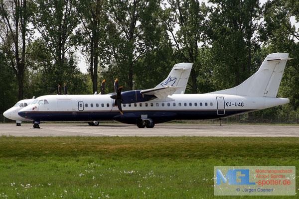 24.04.2007 XU-U4G (PMTair) ATR 72-212 cn385