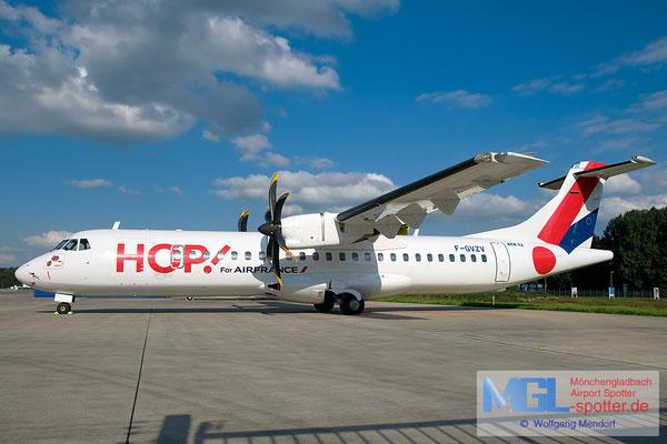 26.09.2015 F-GVZV HOP! ATR 72-500 cn686