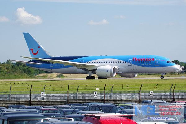 22.06.2014 G-TUID Thomson B787-8