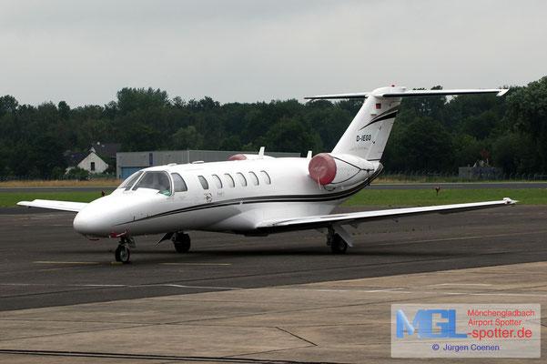 01.07.2021 D-IEGO Cessna 525 Citationjet CJ2+