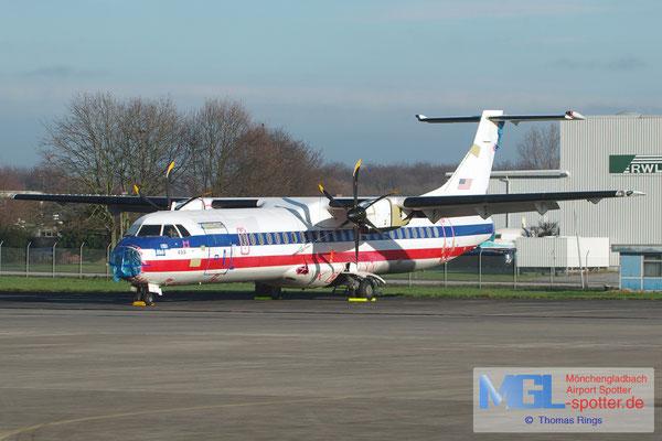 11.01.2014 N499AT (American Eagle) ATR 72-500 cn499