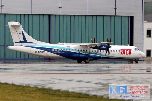 24.07.2017 2-DCBT TACV Cabo Verde ATR 72-500 cn747