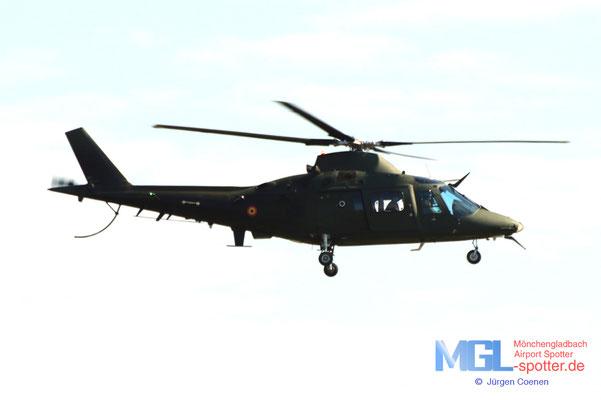 28.04.2021 H38 Belgian Air Force Agusta A109BA Hirundo