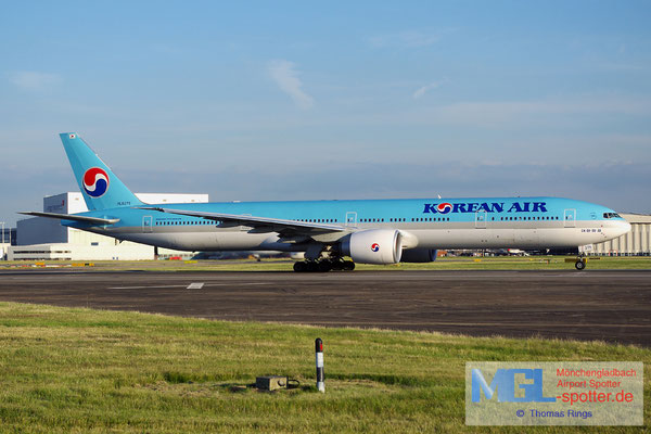 21.06.2014 HL8275 Korean Air B777-3B5ER