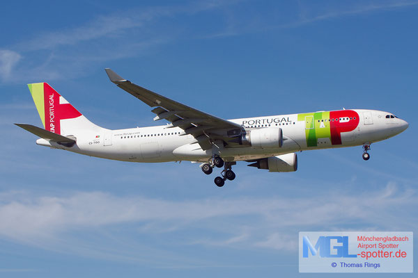 27.10.2013 CS-TOO TAP Portugal A330-202