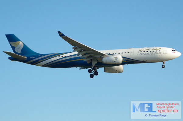 19.05.2013 A4O-DB Oman Air A330-343