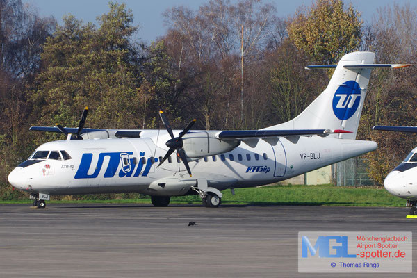 22.11.2014 VP-BLJ UTair ATR 42-300 cn255