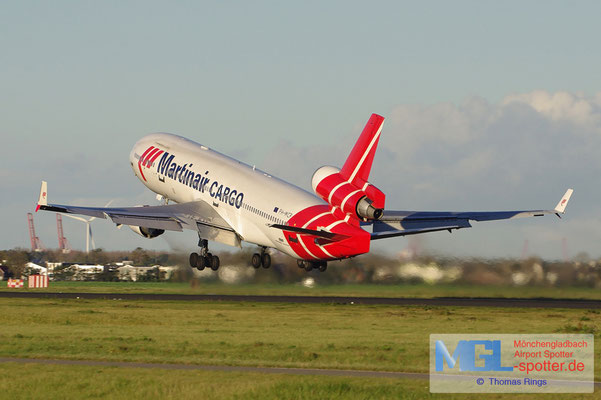 27.10.2012 PH-MCP Martinair Cargo MD-11CF