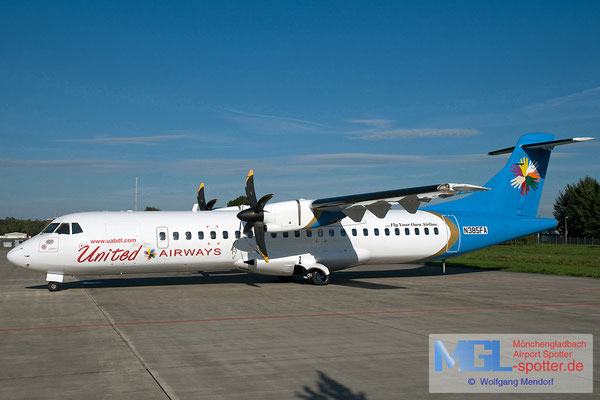 03.10.2010 N385FA United Airways ATR 72-212 cn385