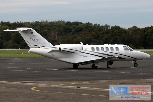 02.10.2020 D-IEGA Digajet Cessna 525A Citation CJ2