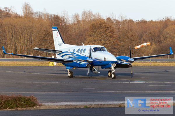 23.02.2021 N689JR Beechcraft C90GTx King Air