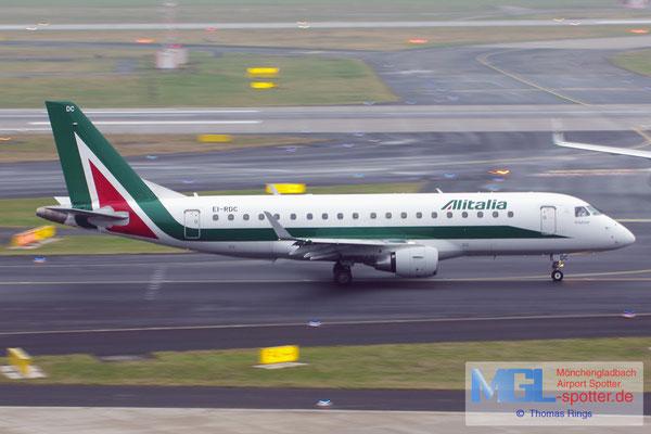 01.02.2015 EI-RDC Alitalia Cityliner ERJ-175STD