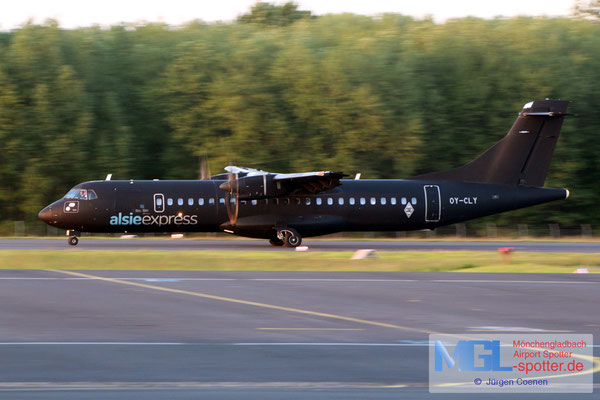 11.05.2019 OY-CLY Alsie Express ATR 72-500 cn799