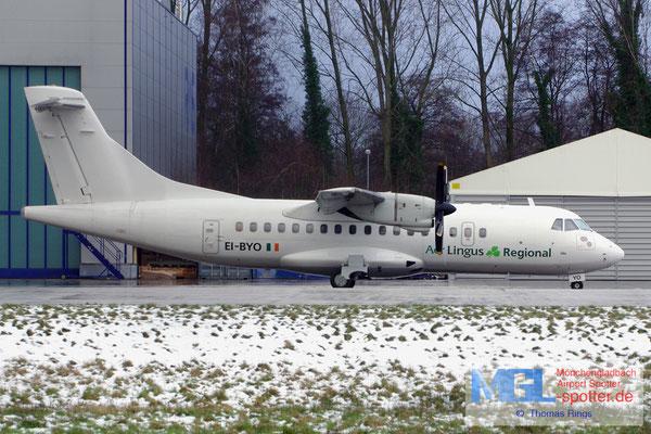 07.02.2013 EI-BYO Aer Arann / Aer Lingus Regional ATR 42-300 cn161