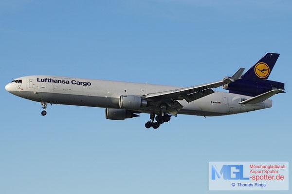 18.10.2012 D-ALCR Lufthansa Cargo MD-11F
