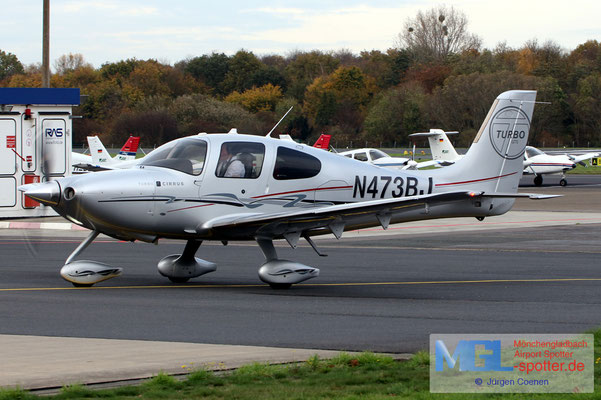 11.11.2019 N473BJ Cirrus SR-22