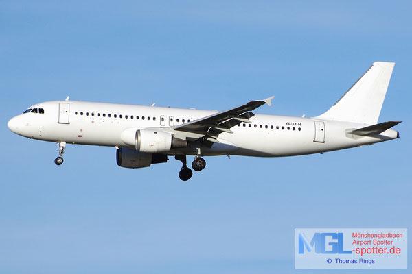 02.04.2015 YL-LCN SmartLynx A320-211